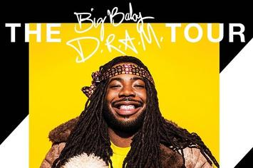 "D.R.A.M. Announces ""Big Baby D.R.A.M."" Tour"