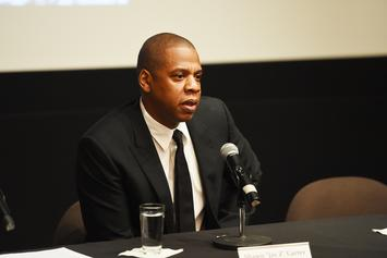 Jay Z Becomes First Rapper To Be Nominated For The Songwriters Hall Of Fame