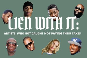 Lien With It: Artists Who Got Caught Not Paying Their Taxes