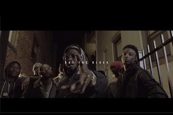 "Shy Glizzy ""Out The Block"" Video"