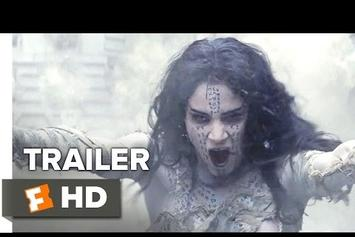 """Watch The Teaser Trailer For """"The Mummy"""" Starring Tom Cruise"""