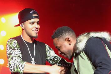 "J. Cole & Kendrick Lamar Have Been Working On Collab Album ""For A While,"" Ab-Soul Says"