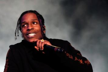 """A$AP Rocky Questions Viral Rap List For Calling Him """"Overrated"""""""