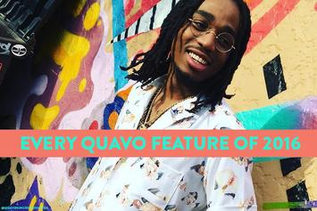 Every Quavo Feature Of 2016