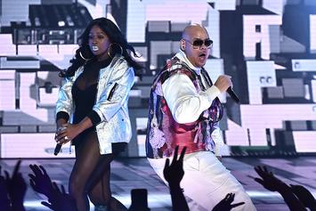 "Fat Joe And Remy Ma Announce ""Plata O Plomo"" Album"