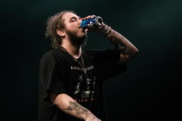 """Post Malone Announces New Project """"Beerbongs & Bentleys"""""""