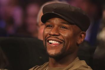 Floyd Mayweather Promotes 3-Round Boxing Match Between Soulja Boy And Chris Brown
