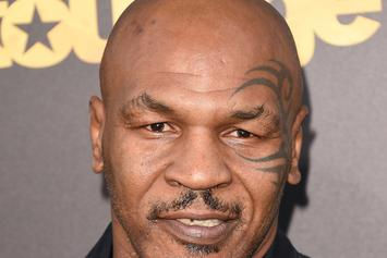 Mike Tyson Confirms He's Training Chris Brown For Bout With Soulja Boy