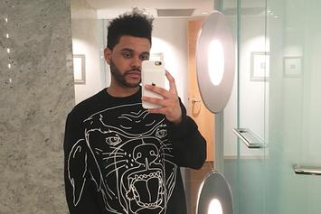 "The Weeknd On Donald Trump P*ssy-Grabbing Comments: ""Is It Even Grabbable?"""
