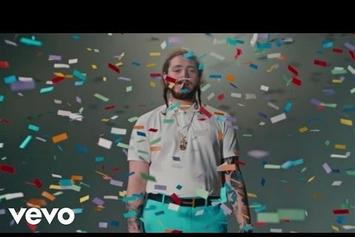 "Post Malone Feat. Quavo ""Congratulations"" Video"