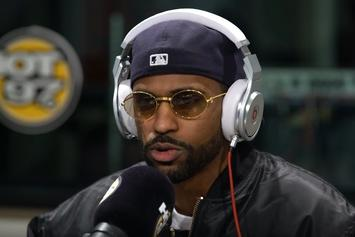 Big Sean Spits An 8-Minute Freestyle On Funkmaster Flex