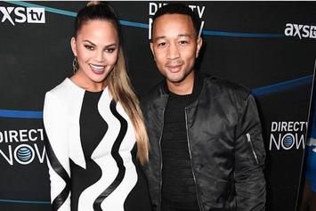 Chrissy Teigen Responds To Fan For Calling Out Her NSFW Super Bowl Wardrobe Malfunction