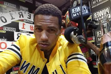 "Kid Ink Freestyles Over Migos' ""T-Shirt"" On Power 106 L.A."