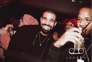 Drake Spends Close To $750 On Chicken At Nando's Restaurant