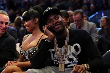 Meek Mill Affirms He's Single During Star-Studded Show