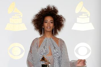 Solange Sides With Frank Ocean; Throws Shade At Grammys