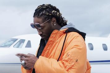 Future Discusses Young Thug, Rocko & Drake In Twitter Q&A