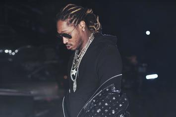 "Future Confirms New Album ""HNDRXX"" Dropping This Friday"