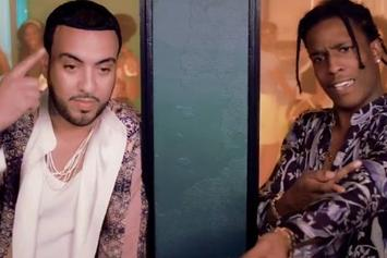 "French Montana Feat. A$AP Rocky ""Said N Done"" Video"