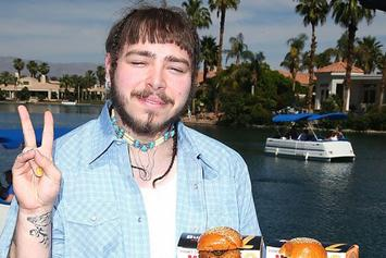 Post Malone Had $8,000 Worth Of Popeyes Delivered To Coachella