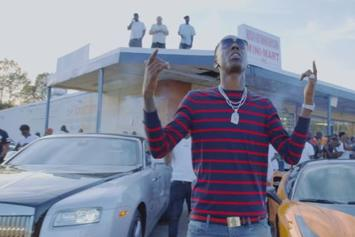 """Young Dolph """"100 Shots"""" Video"""