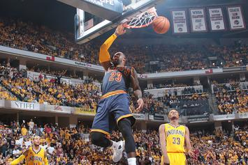 Cavaliers Come Back From 25-Point Halftime Deficit, Largest In NBA History