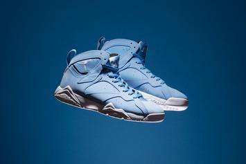 """Everything You Need To Know About The """"Pantone"""" Air Jordan 7 Release"""