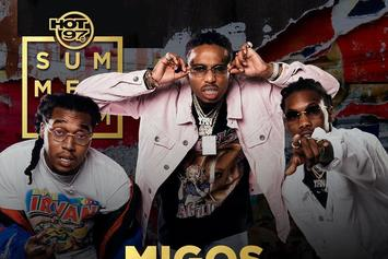 """Summer Jam"" Stadium Stage Lineup Features Migos, Joey Bada$$ & More"