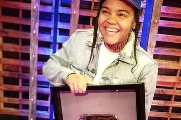 """Young M.A. Talks Meeting Jay Z & Turning Down """"Empire"""""""