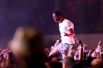 Preview Travis Scott's Upcoming Collaboration With Major Lazer
