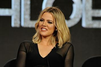 Khloe Kardashian Responds To Fan Who Thinks She's Cursing The Cavs