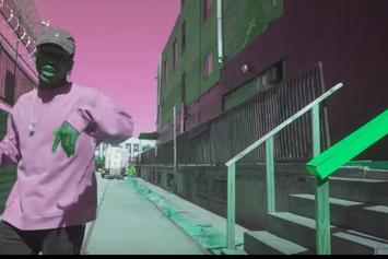 "Dizzy Wright ""Word On The Streetz"" Video"