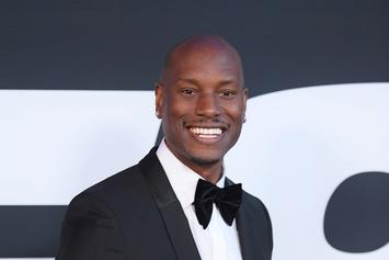 """Tyrese Continues To Tease """"Baby Boy 2"""" With Taraji P. Henson Photo"""