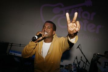 "Check Out This Kanye West Interview From Before ""College Dropout"""