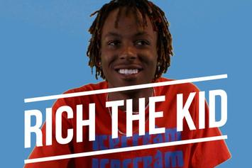 "Rich the Kid Wants You to Go ""Read About It"" + More"
