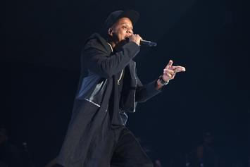 Jay-Z Has Reportedly Brought The Hyphen Back To His Name