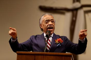 New Al Sharpton Selfie Goes Viral, Internet Gets Sassy