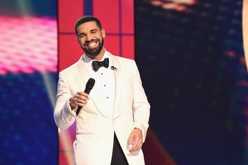 Watch Drake's Opening Monologue At The 2017 NBA Awards