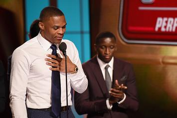 Kevin Durant Offers Congratulations To Russell Westbrook
