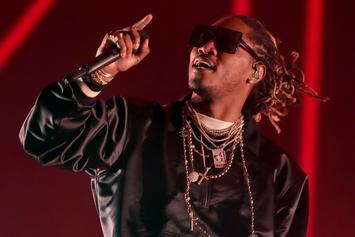 "Is Future's ""Money Phone"" Selfie A Response To Jay-Z?"