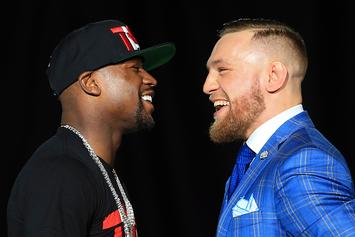 Mayweather, McGregor Brooklyn Press Conference: Live Stream