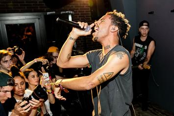 """Vic Mensa's """"The Autobiography"""" Album Is Available To Stream"""