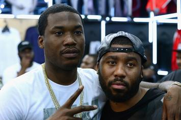 Meek Mill Talks Drake Beef, 50 Cent In New Interview