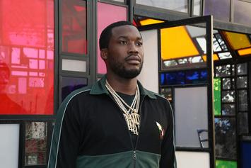 """Meek Mill Drops """"Wins And Losses Freestyle"""" On DJ Clue"""