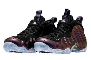 """""""Eggplant"""" Nike Foamposite One Official Images + Release Info"""