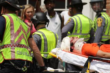 Police Have Arrested Suspected Driver of Charlottesville Tragedy
