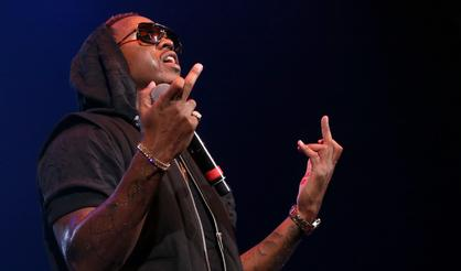 Jeremih Disses PARTYNEXTDOOR On Stage In Dallas