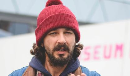 Shia LaBeouf Arrested At His NYC Protest