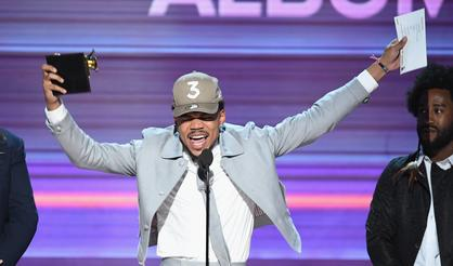 Chance The Rapper's Spotify Streams Up 206% Since Grammys