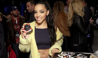 WWE Announces Tinashe Will Perform At Wrestlemania 33
